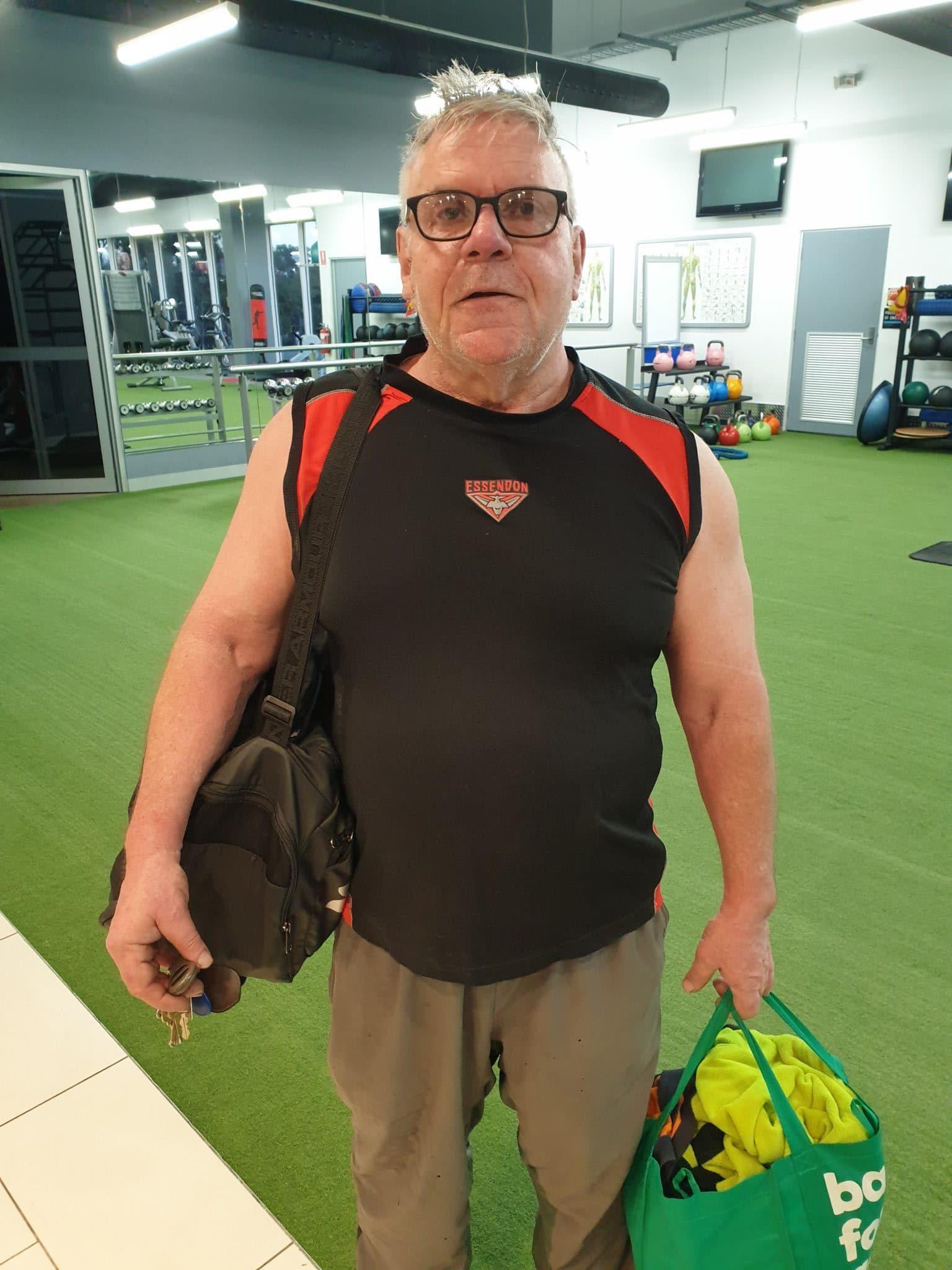 Element Fitness Member spotlight